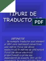 Prezentation 1 Tipuri de Traductoare