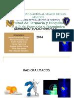 Seminario de Radiofarmacos