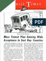 Transit Times Volume 1, Number 6