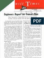 Transit Times Volume 1, Number 3