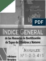 Indice General MANUALES DE MOTORES