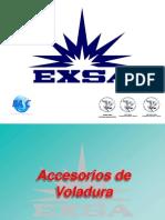 Accesorios de Voladura - 2010 Version Norte1