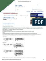 Transmisiones y Acoplamientos - Monografias