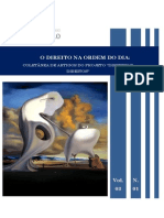 Projeto Dispersar Direitos - 2015.1 - 3 Per. M