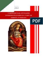 Compêndio Da Atividade Interdisciplinar - 3º - 2015.1
