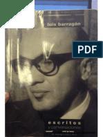 Luis Barragán, de Antonio Riggen