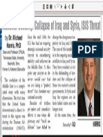 Michael Harris IU Kokomo, National Security, Kokomo Perspective July 1, 2015