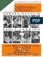 Aurora y Paula
