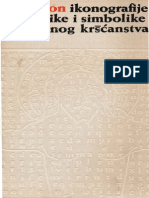Leksikon Ikonografije Liturgike i Simbolike Zapadnog Krscanstva