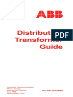 Abb_distribution Transformer Guide