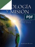 Teologia y Mision en America La - Rodolfo Blank