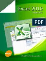 Capa - Excel 2010 Avançado