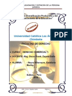 Trabajo Imprimir de Disolucion de la persona Juridica