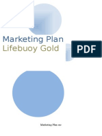 marketing plan of lifebouy gold by nigar sultana.docx