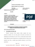 Entertainment Software Association et al v. Foti et al - Document No. 20
