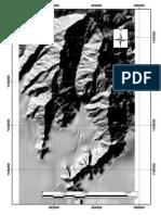 Modelo Digital de Elevación de la Cuenca del Río Güey, estado Aragua, Venezuela.