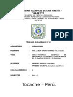 Genetica e Importancia Economica de La Soya y Girasol