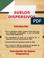 suelos dispersivos
