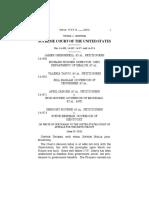 Obergefell v Hodges, 14-556