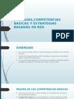 Sinergias,Competencias Basicas y Estrategias Basadas en Red