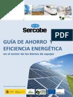 Guia Ahorro y Eficiencia Energética en Sector Bienes de Equipo