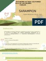 Sarampion y Parotiditis