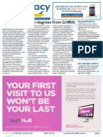 Pharmacy Daily for Thu 02 Jul 2015 - New degrees from Griffith, SHPA urges funding innovation, GPs pro pharmacists, Travel Specials and much more