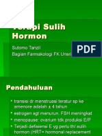 Terapi Sulih Hormon