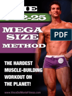 The Mega Size Method
