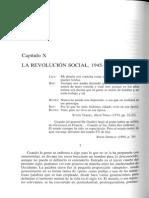 Revolucion Social, 1945-1990