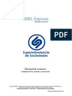 Manual de Usuario XBRLExpress
