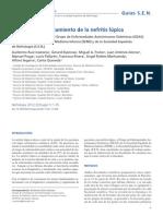 Guía de tratamiento para la nefritis lupioca