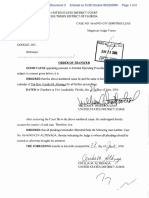 F & G Research, Inc. v. Google, Inc. - Document No. 3