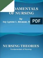 1.Nursing Theories