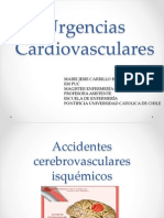 Accidentes Cerebrovasculares 2014