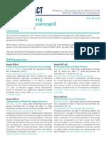 OCPA Impact 2015 Scorecard