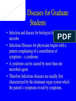 2. Introduction to Infectious Diseases