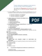 Cuestionario Biologi kARP Capitulo 8 Preguntas