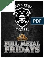 Full Metal Fridays Volume 1 (7375830)