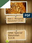 Bab 1 Mengenal Rasulullah SAW 2