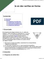 Disco apoyado en dos varillas en forma de V.pdf