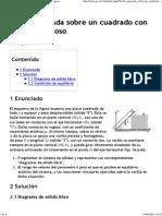 Varilla apoyada sobre un cuadrado con contacto rugoso.pdf