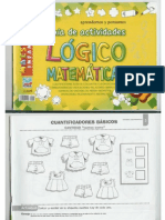 Guia Logico Matematicas Maestra Infantil