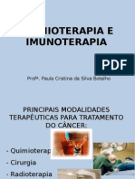 Antineoplásicos - Bases Do Tratamento Do Câncer - Pronta
