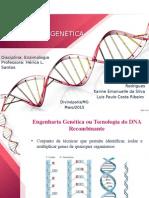 Enzimas Em Engenharia Genética