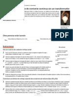 Cómo Reducir El Voltaje de Corriente Continua Sin Un Transformador _ EHow en Español