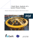 Ultimate Limit State Analysis of A Segmented Tunnel Lining