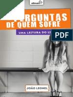 João Leonel - Perguntas de Quem Sofre