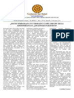 Boletin Fundación San Rafael Nro. 40 del 24.05.2015