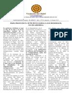 Boletín Fundación San Rafael Nro. 44 del 21.06.2015